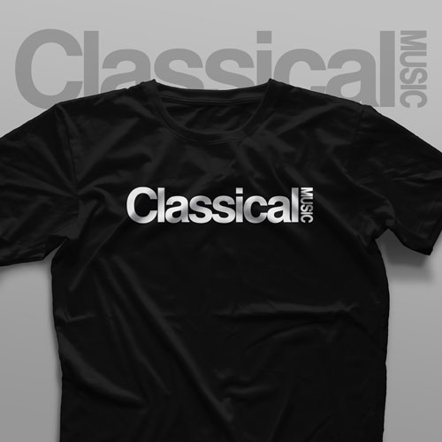 تیشرت Classical Music #1