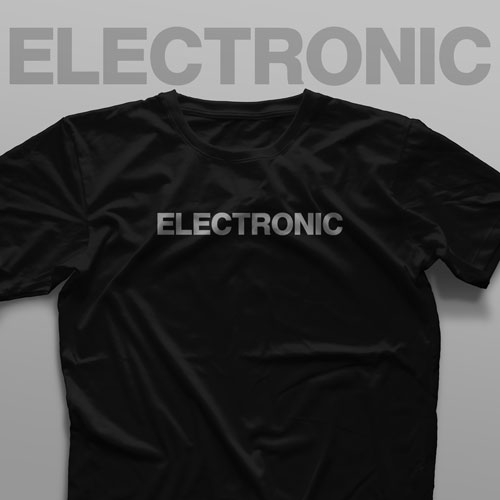 تیشرت Electronic #1