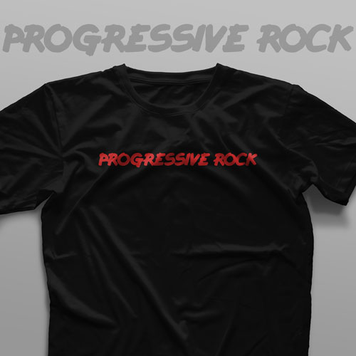 تیشرت Progressive Rock #1