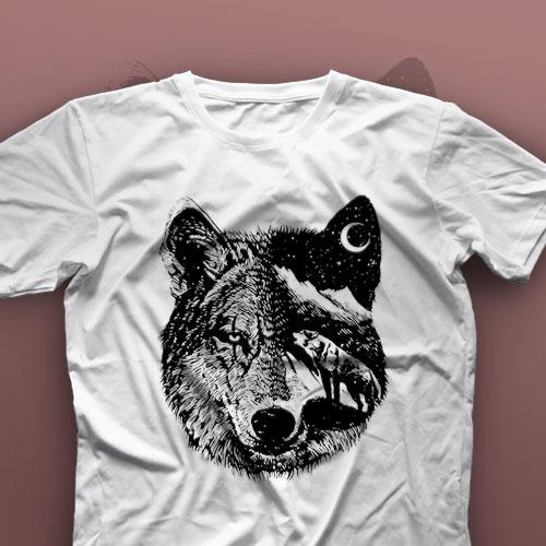 تیشرت Night Wolf #1