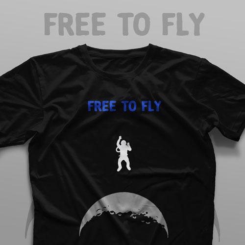 تیشرت Free To Fly