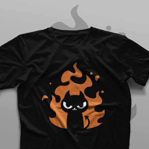 تیشرت Evil Cat