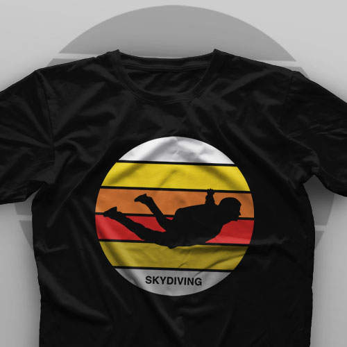 تیشرت Skydiving #4