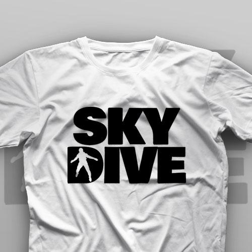 تیشرت Skydiving #6