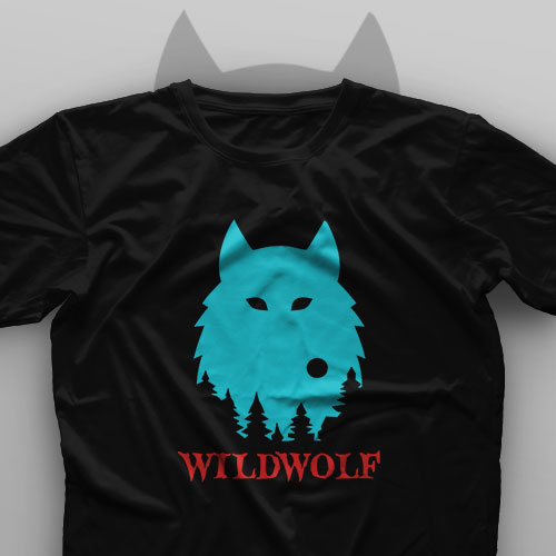 تیشرت Dancing With The Wolves #2