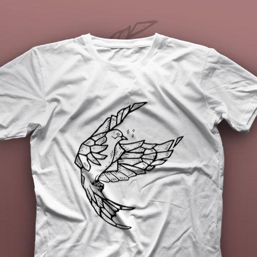 تیشرت Fractured Bird