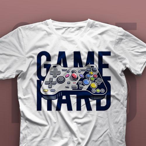 تیشرت Game Hard