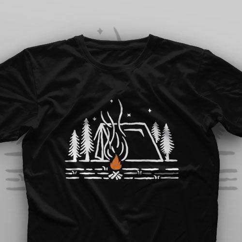 تیشرت Camping #38