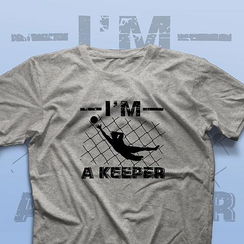 تیشرت Keeper #1