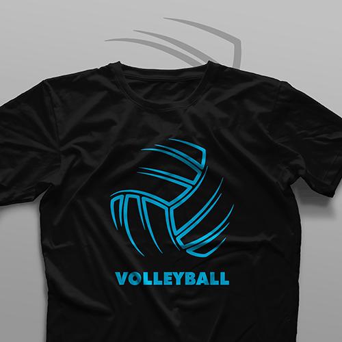 تیشرت Volleyball #1