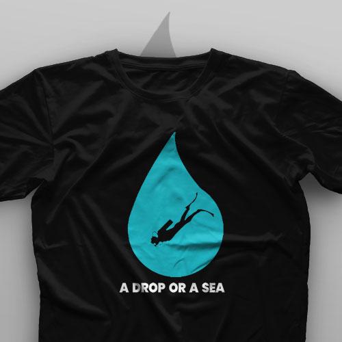 تیشرت Diving #6
