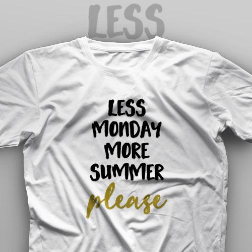 تیشرت Less Monday #1