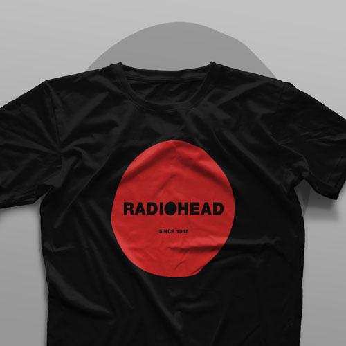 تیشرت Radiohead #22