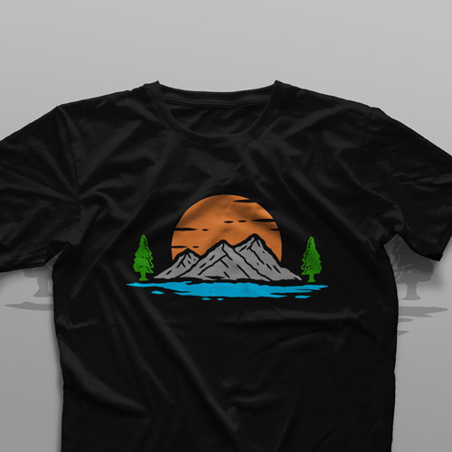 تیشرت Camping #54