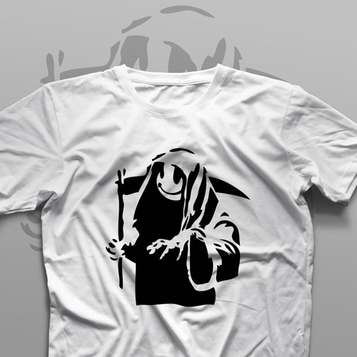 تیشرت Banksy: Grim Reaper