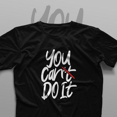 تیشرت You Can Do It #1