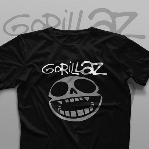 تیشرت Gorillaz #1