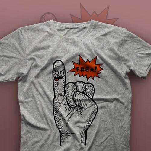 تیشرت  Impolite Finger