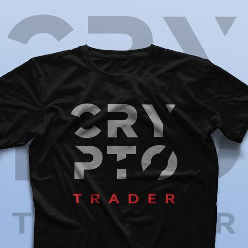 تیشرت Crypto Trader #1
