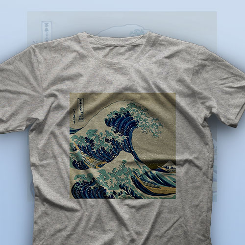 تیشرت  The Great Wave off Kanagawa