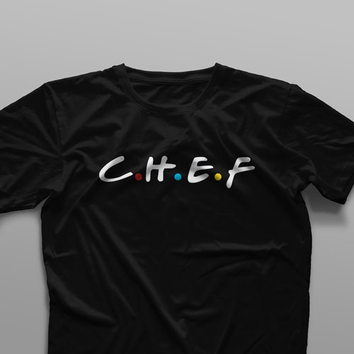 تیشرت Chef #2