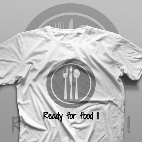 تیشرت Ready For Food