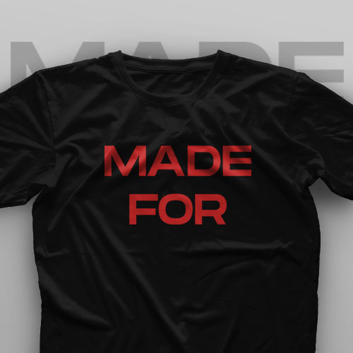 تیشرت Made For Each Other #A