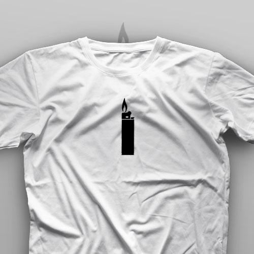 تیشرت Cigarette And Lighter #B