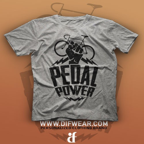 تیشرت Pedal Power