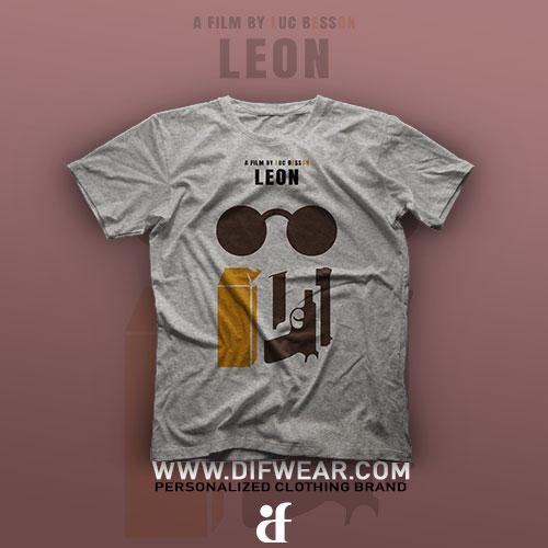 تیشرت Leon #6