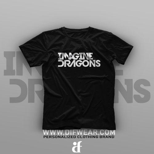 تیشرت Imagine Dragons #1