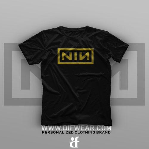 تیشرت Nine Inch Nails #1