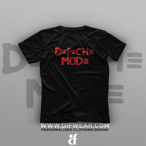 تیشرت Depeche Mode #3