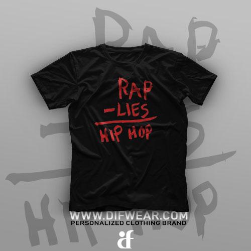تیشرت Rap - Lies = HipHop