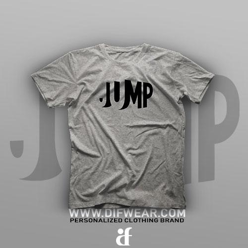 تیشرت Logo Art: Jump #6