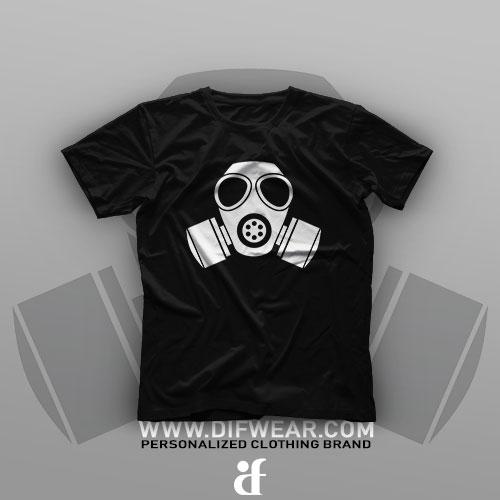 تیشرت Mask #1