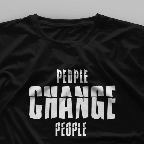 تیشرت People Change People