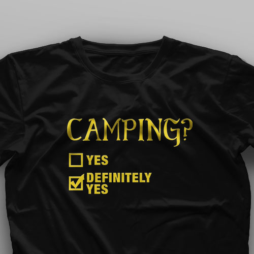 تیشرت Camping #2