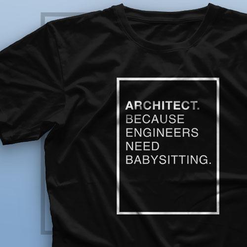 تیشرت Architect #1