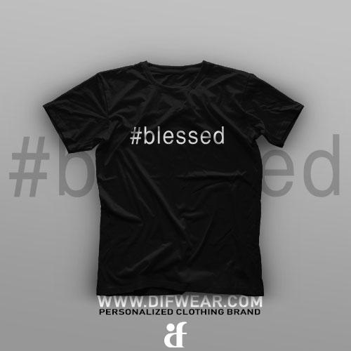 تیشرت Blessed#