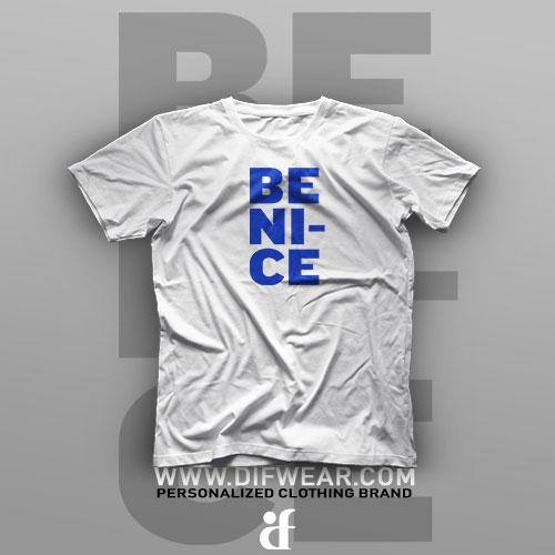 تیشرت Be Nice #1