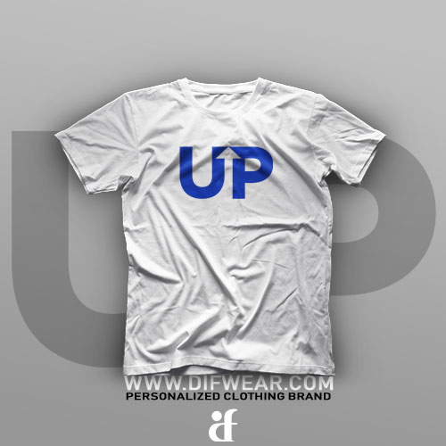 تیشرت Logo Art: Up #9