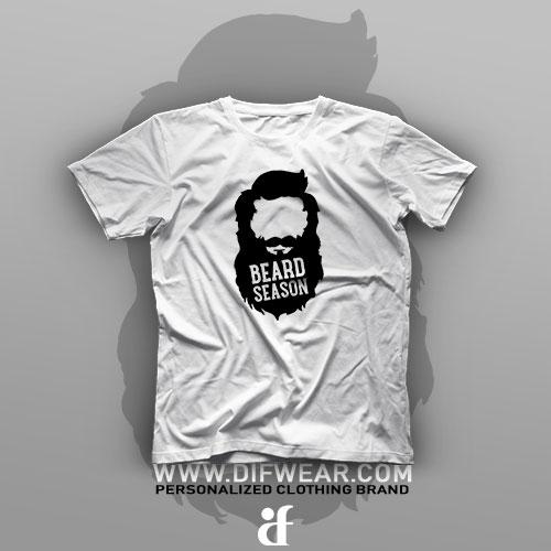 تیشرت Beard Season