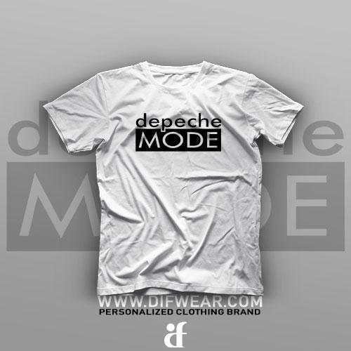 تیشرت Depeche Mode #1