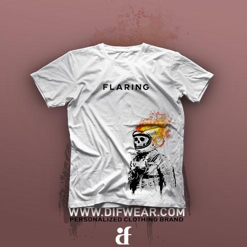 تیشرت Flaring