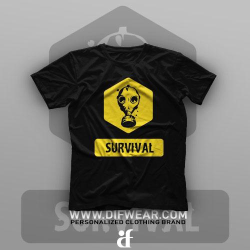 تیشرت Survival #1