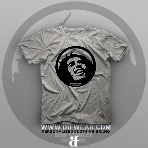 تیشرت Bob Marley #1