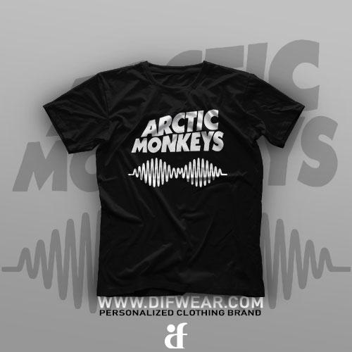 تیشرت Arctic Monkeys #1