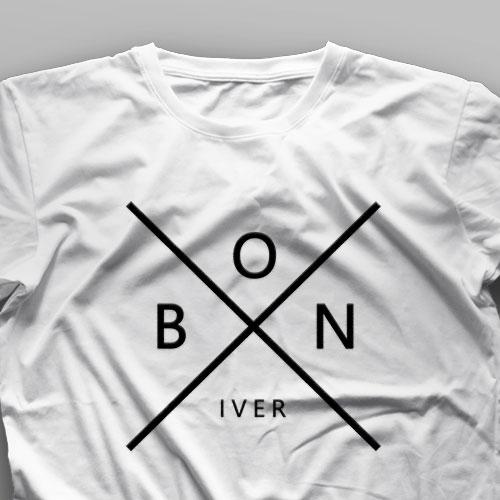 تیشرت Bon Iver #1