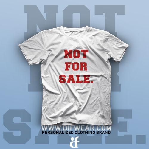 تیشرت Not For Sale